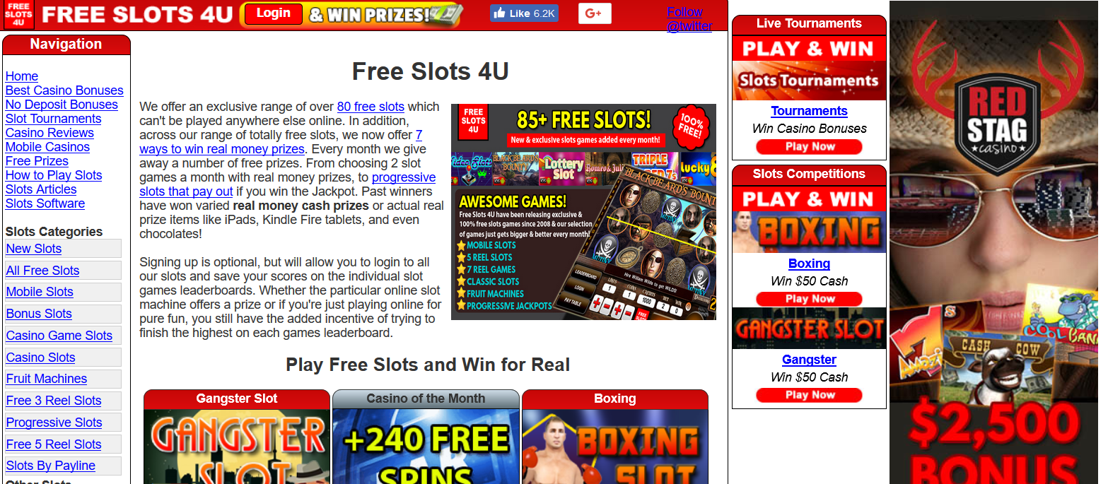 Play free bonus slots for fun