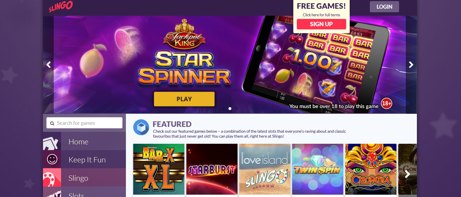Spin and win money now